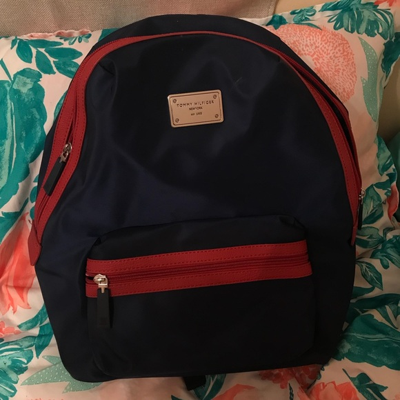 Tommy Hilfiger Handbags - Tommy Hilfiger Backpack Bookbag